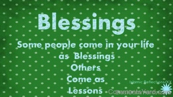 Blesings Some People come In your Life As Blessings-DC07