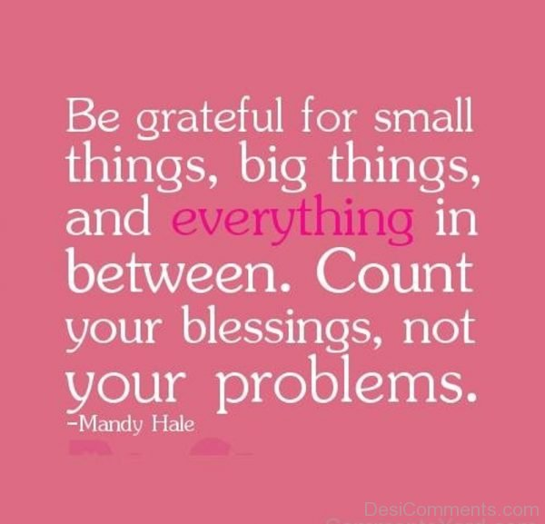 Count Your Blessings-DC12