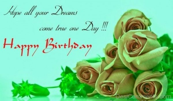 Happy Birthday Lovely Wishes Image 6-DC13