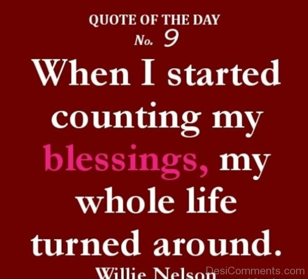 When I Started Counting My Blessings 2-DC52