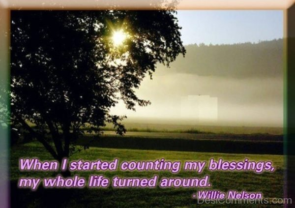 When I Started Counting My Blessings-DC53