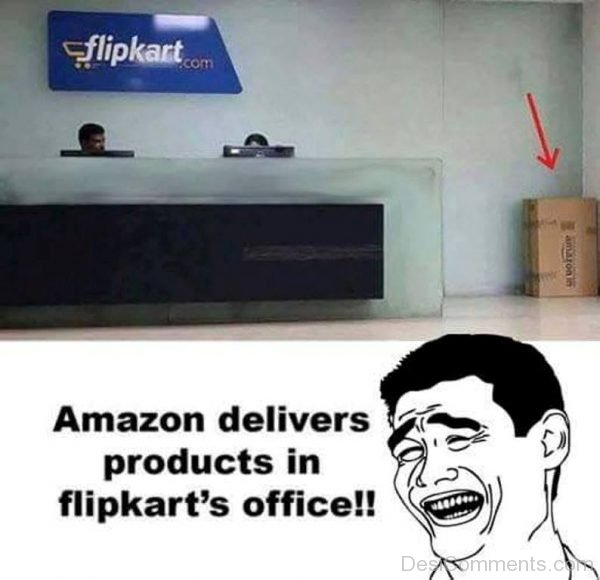 Amazon Delivers Products