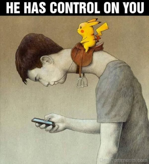 He Has Control On You-DC081
