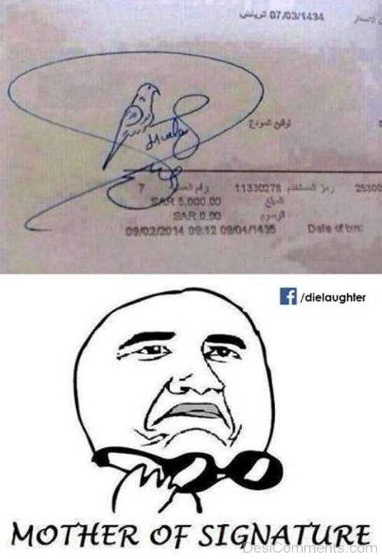 Mother Of Signature-DC149