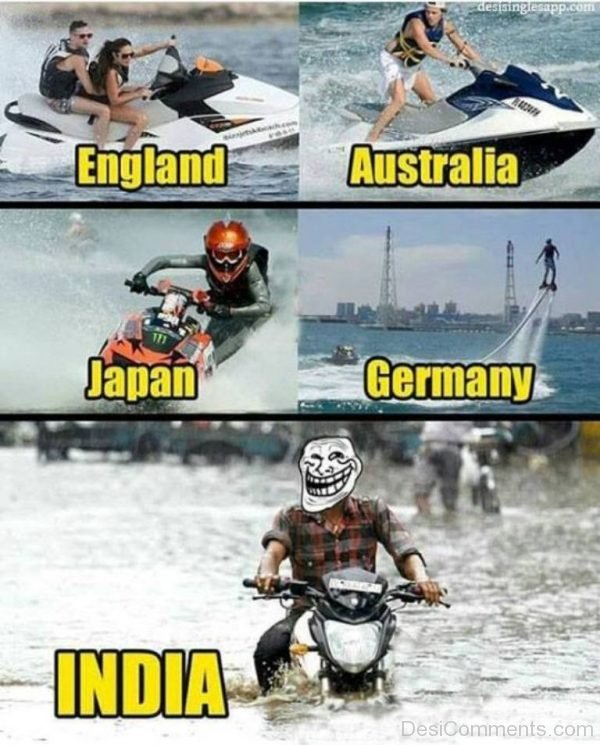 Picture: Only In India