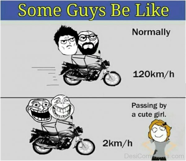 Some Guys Be Like-DC204