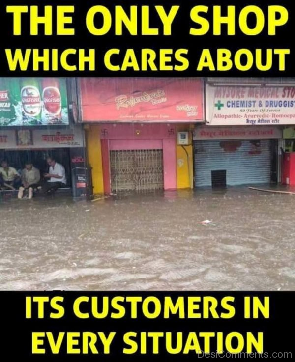 The Only Shop Which Cares About-DC219
