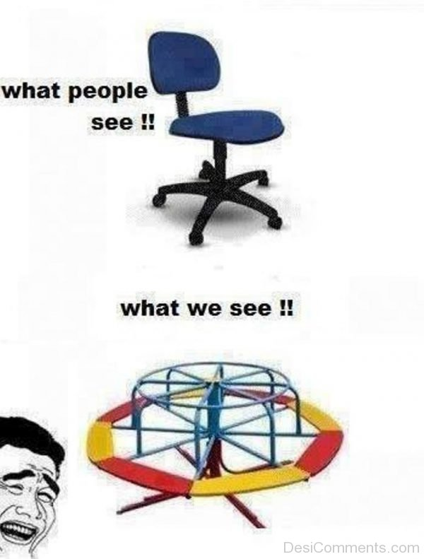 Picture: What People See