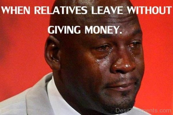 Picture: When Relatives Leave