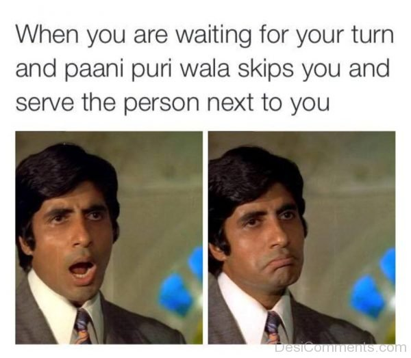 Picture: When You Are Waiting For Your Turn