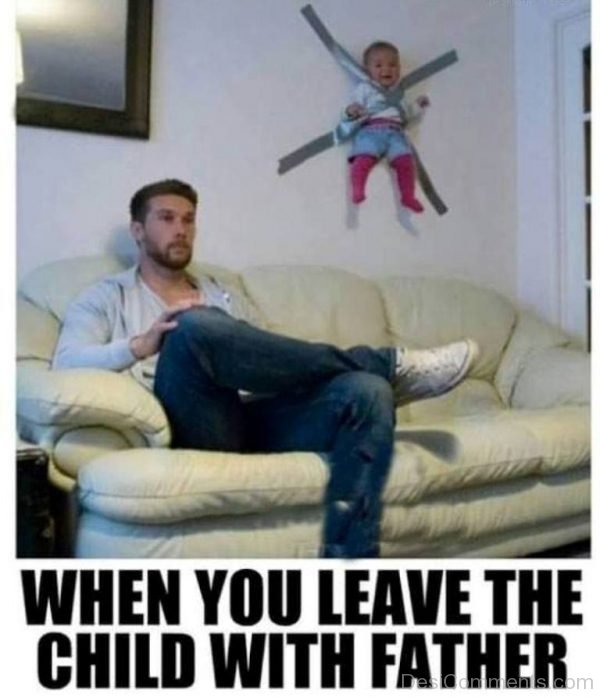 Picture: When You Leave The Child