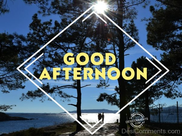 Good Afternoon - Have A Wonderful Day 02