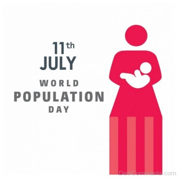 World Popullation Day - 11 July