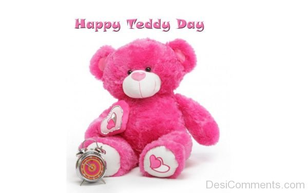 Adorable Teddy Day Pic