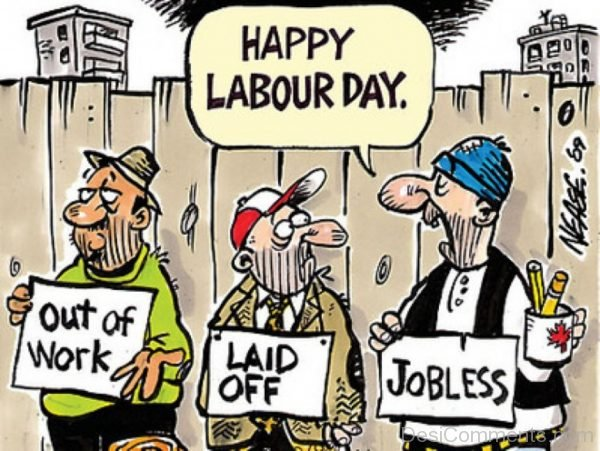 Amazing Labour Day Pic