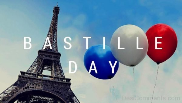 Amazing Pic Of Bastille Day