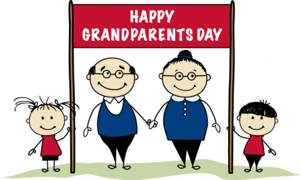Amazing Pic Of Grandparents Day