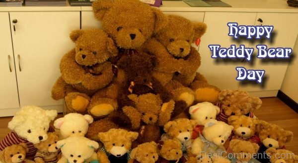 Amazing Pic Of Teddy Bear Day