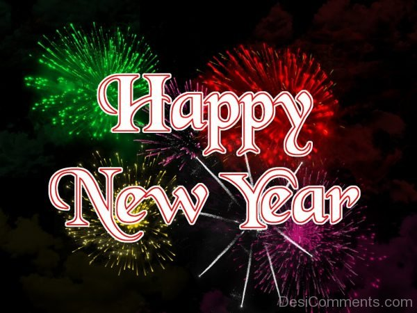 Attractive Pic Of Happy New Year