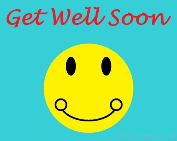 Awesome Image Of Get Well Soon