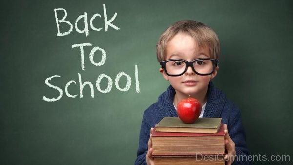 Back To School – Image