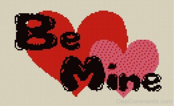 Be Mine Animated Graphic