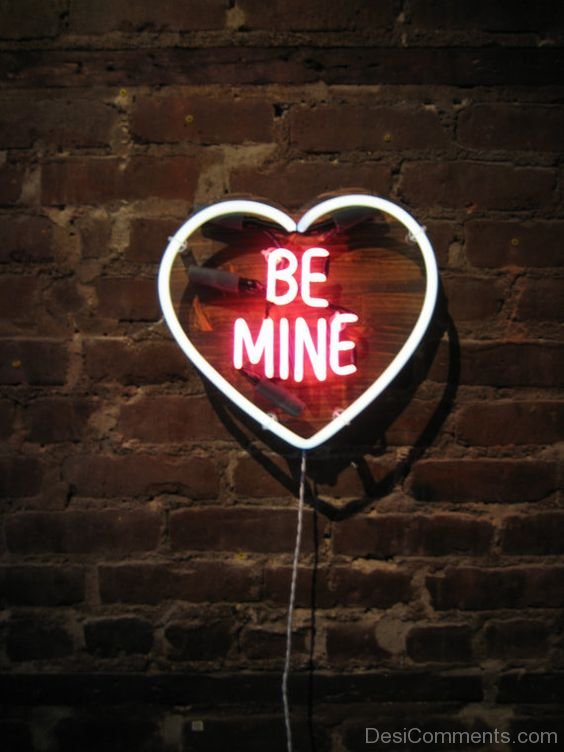 Be Mine Animated - Pic