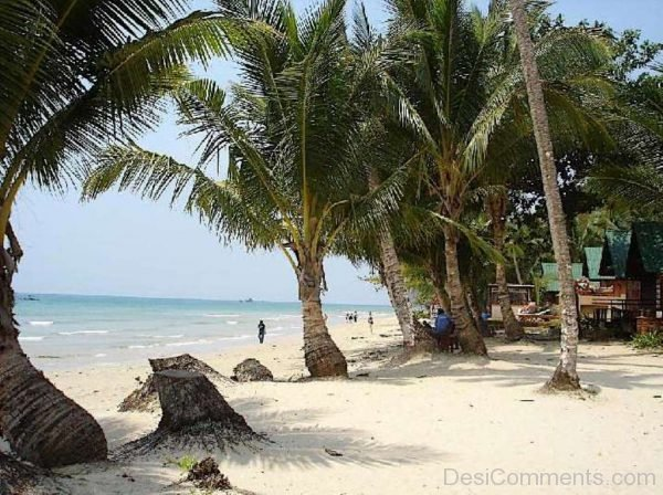 Beaches And Islands In Cambodia