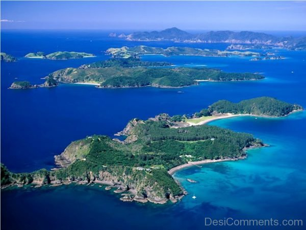 Beaches And Islands In The World
