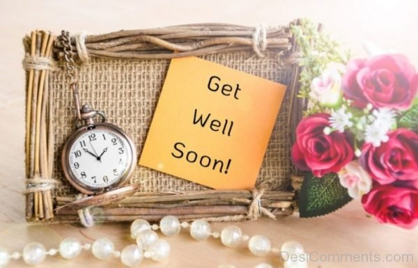 Beautiful Image Of Get Well Soon