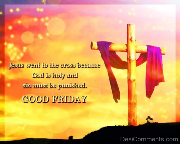 Beautiful Pic Of Good Friday
