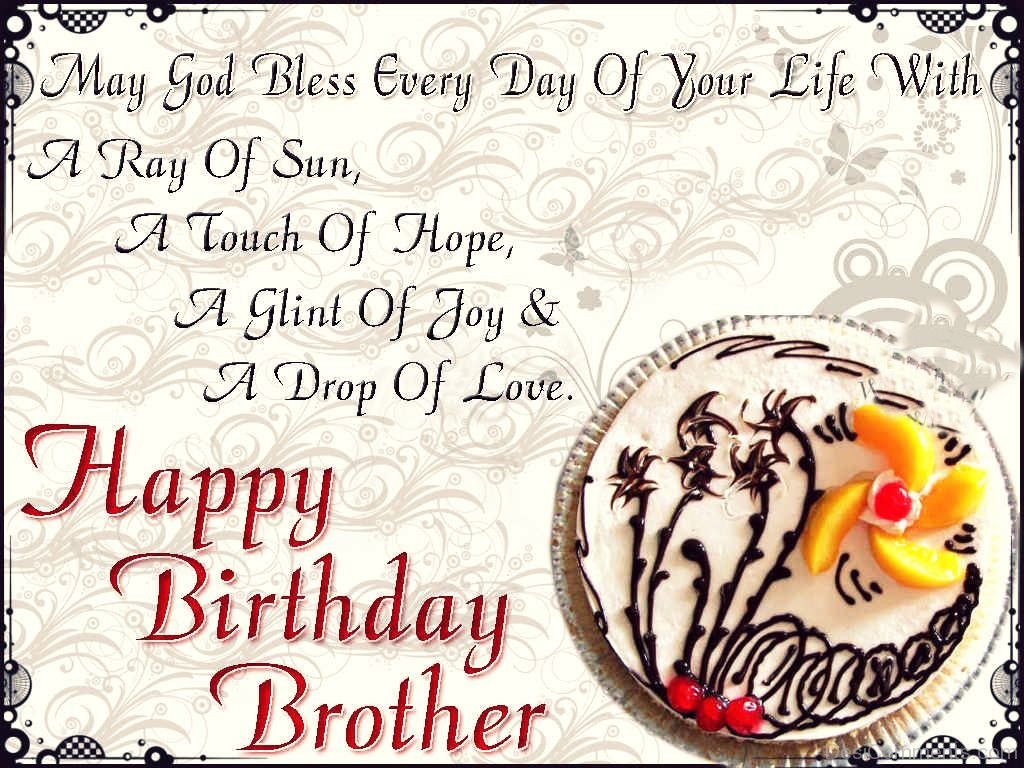 Birthday Wishes For Brother Pictures Images Graphics For