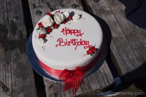 Brillant Happy Birthday Cake Image