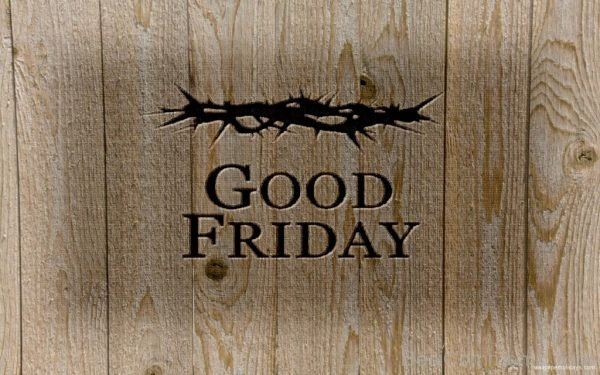 Brilliant Pic Of Good Friday