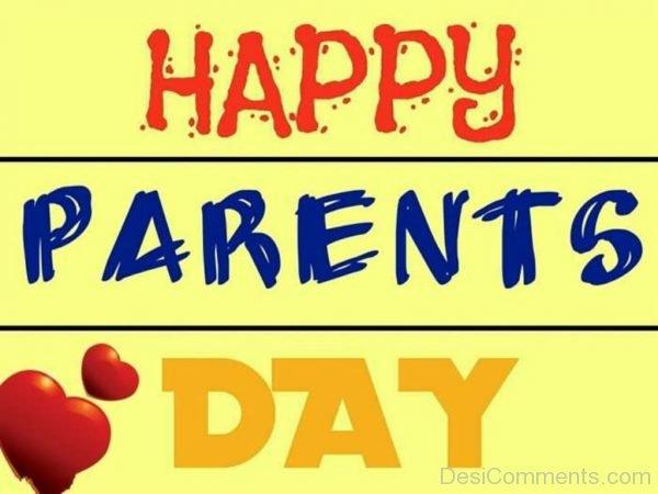 Brilliant Pic Of Parents Day