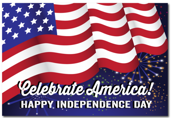 Picture: Celebrate America Happy Independence Day