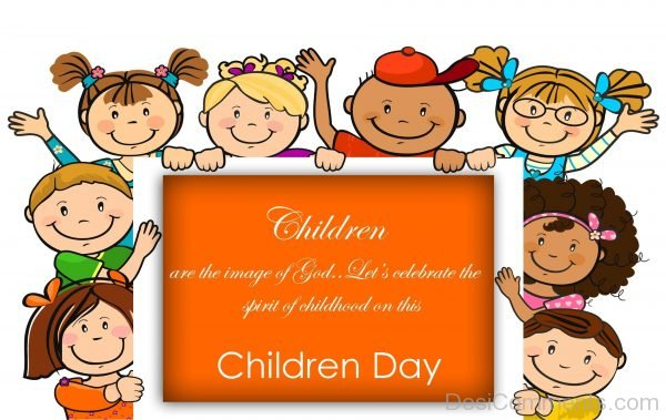 Children Are The Image Of God