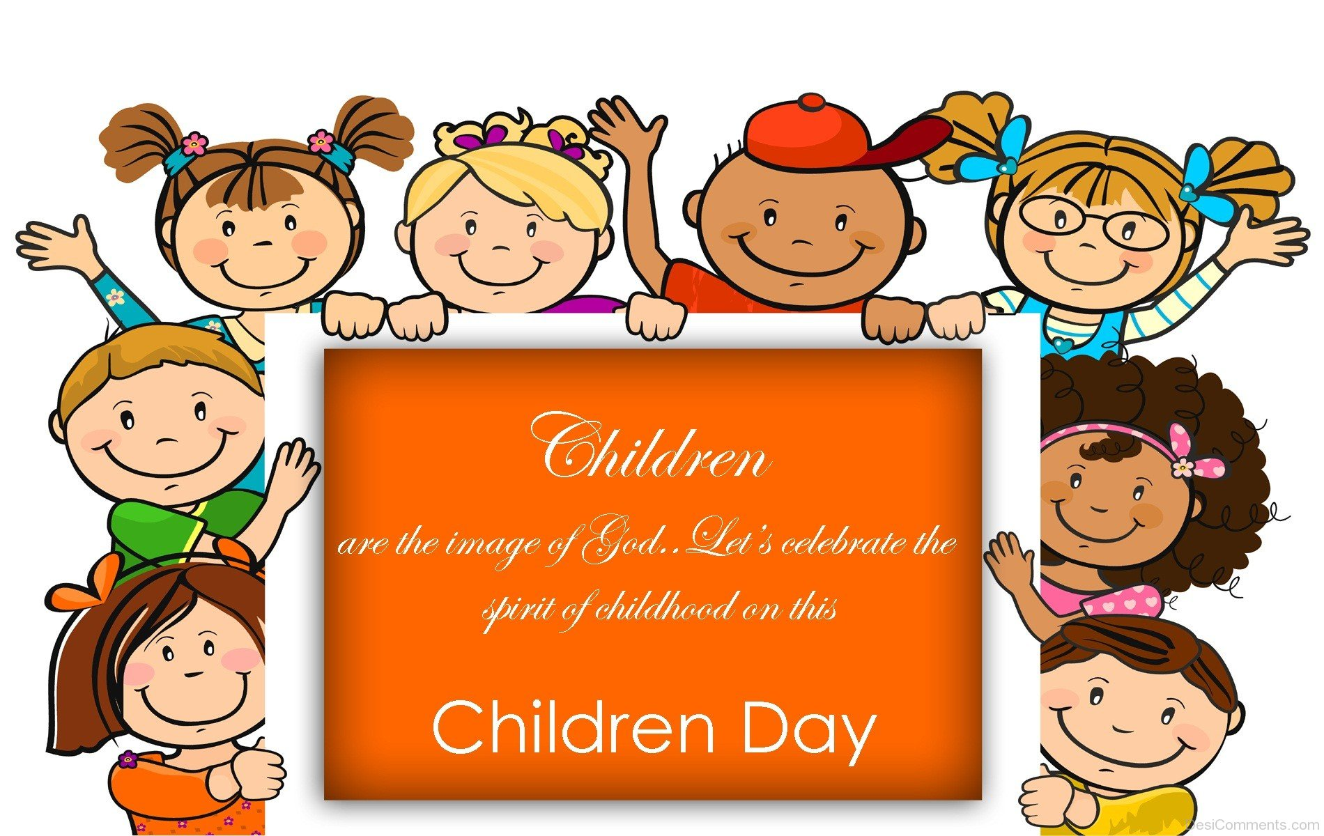 childrens day Children's day was established to honor and promote the welfare of the world's children universally it is celebrated on november 20th, but many different countries around the world have.