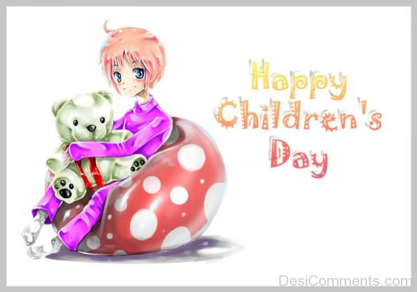 Children's Day - Photo