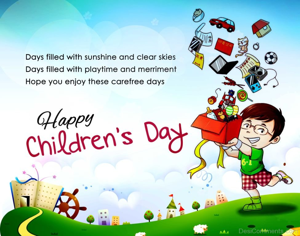 Children\'s Day Pictures, Images, Graphics