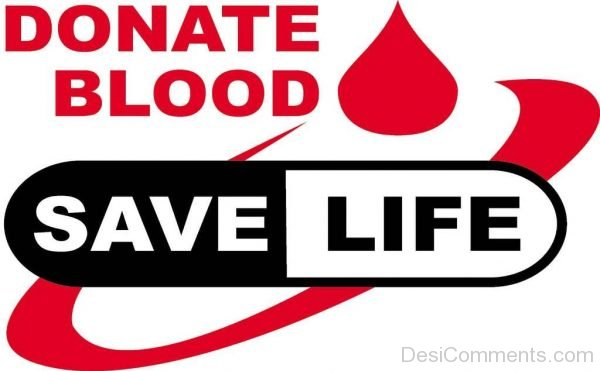Donate Blood Save Live