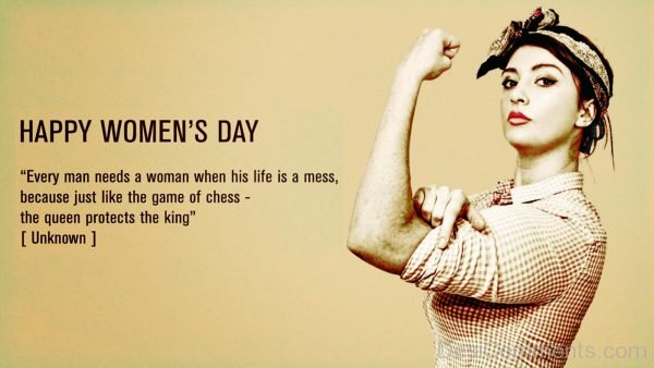 Picture: Every Man Needs A Woman
