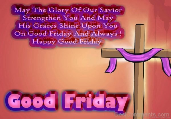 Excellent Pic Of Good Friday