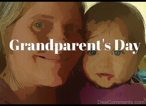 Picture: Excellent Pic Of Grandparents Day