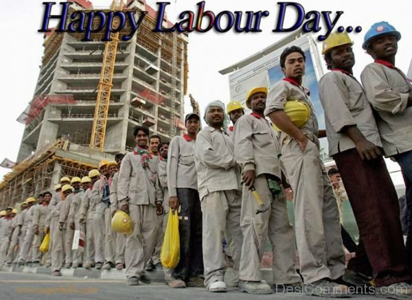 Excellent Pic Of Happy Labour Day