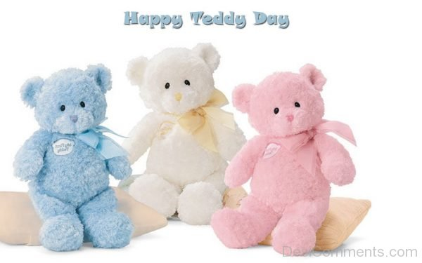 Excellent Pic Of Teddy Day