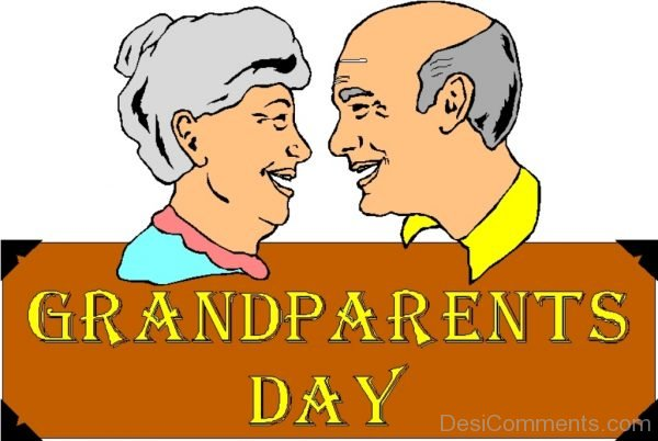 Picture: Fantastic Pic Of Grandparents Day
