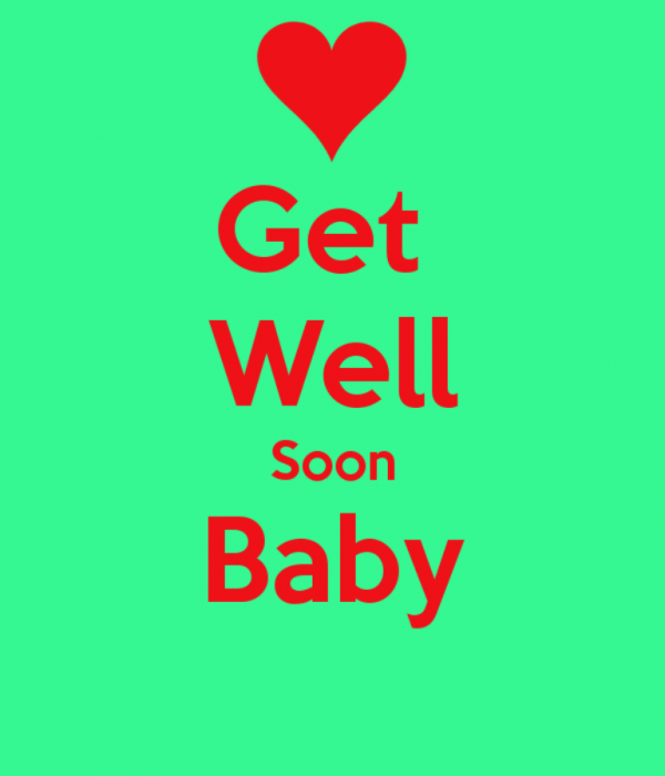 Get Well Soon Baby