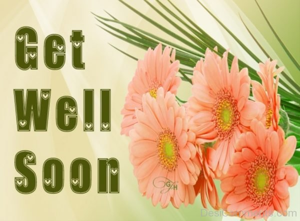 Get Well Soon Image !