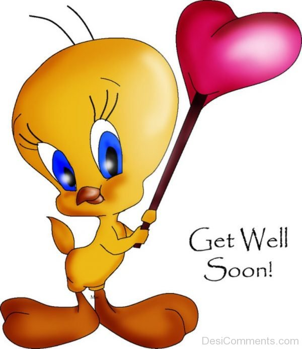 Get Well Soon - Image